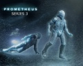 Фигурка Prometheus Series 3 Holographic Chair (18 см)