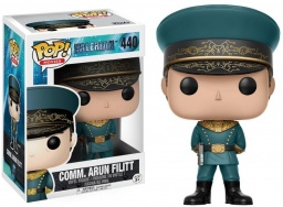 Фигурка Funko POP Movies Valerian: Commander Arun Filitt (9,5 см)