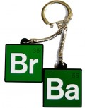 Брелок Breaking Bad. Logo Keychain