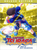 Captain Tsubasa: Rise of New Champions. Deluxe Edition (Steam-версия) [PC, Цифровая версия]