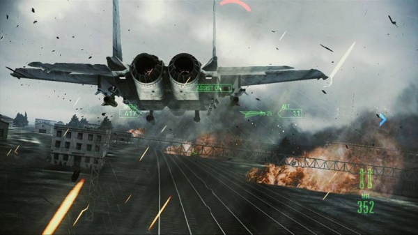 Ace Combat. Assault Horizon [PC-Jewel]