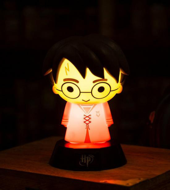 Светильник Harry Potter: Harry Potter Quidditch Icon Light