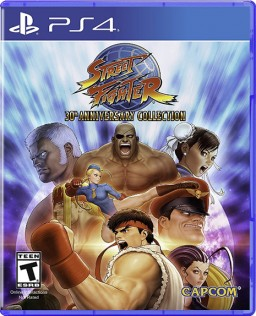 Street Fighter 30th Anniversary Collection [PS4]