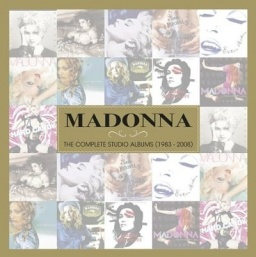 Madonna. The Complete Studio Albums (1983-2008) (11 CD)