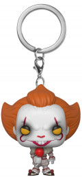 Брелок Funko Pocket Pop: IT – Pennywise With Balloon