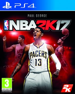 NBA 2K17 [PS4] – Trade-in | Б/У