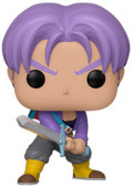 Фигурка Funko POP Animation: Dragon Ball Z Series 7 – Future Trunks (9,5 см)