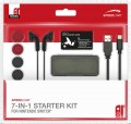 Комплект аксессуаров Speedlink 7-IN-1 Starter Kit для Nintendo Switch (black)
