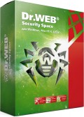 Dr.Web Security Space (1 ПК + 1 моб. устр./ 1 год)