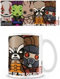 Кружка Guardians Of The Galaxy: Kawaii Groot Multicolor