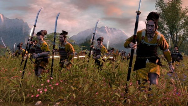Total War: SHOGUN 2. Rise of the Samurai Campaign