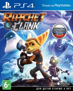 Ratchet & Clank [PS4] – Trade-in | Б/У