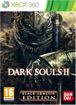 Dark Souls II. Black Armor Edition [Xbox 360]