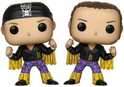 Фигурка Funko POP: Wrestling Bullet Club – The Young Bucks Exclusive (2-Pack) (9,5 см)