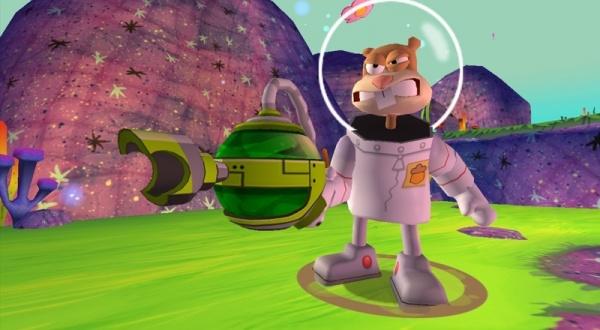 Скачать Игру Спанч Боб Роботы - фото 7
