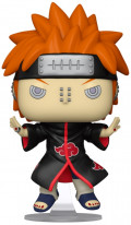 Фигурка Funko POP Animation: Naruto Shippuden – Pain Almighty Push Glows In The Dark Exclusive (9,5 см)