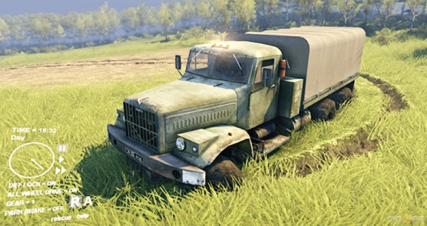 Spintires [PC]