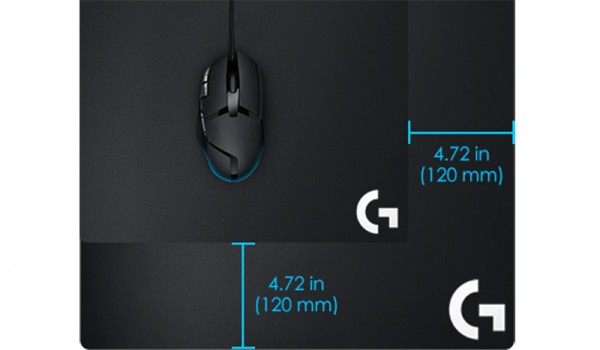 Коврик для мыши Logitech G640 Cloth Gaming Mouse Pad