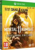 Mortal Kombat 11. Steelbook Edition [Xbox One]