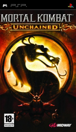 Mortal Kombat. Unchained [PSP]