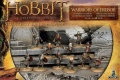 Набор миниатюр The Hobbit. Warriors of Erebor