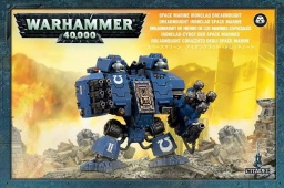 Набор миниатюр Warhammer 40,000. Space Marine Ironclad Dreadnought