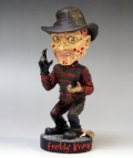 Фигурка Nightmare on Elm Street Freddy Krueger Head Knocker (18 см)