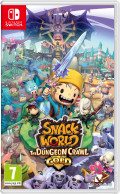 Snack World: The Dungeon Crawl. Gold [Switch]