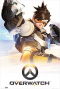 Плакат Overwatch: Key Art