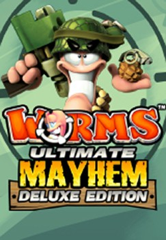 Worms: Ultimate Mayhem. Deluxe Edition [PC, Цифровая версия]