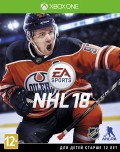NHL 18 [Xbox One]  – Trade-in | Б/У