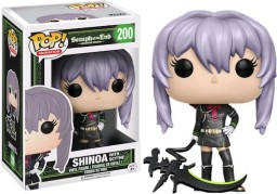 Фигурка Funko POP Animation Seraph of the End: Shinoa w/ Scythe (9,5 см)