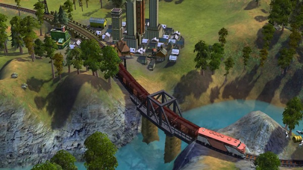 Sid Meier's Railroads! [MAC]