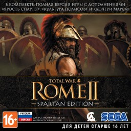 Total War: Rome II. Spartan Edition [PC-Jewel]