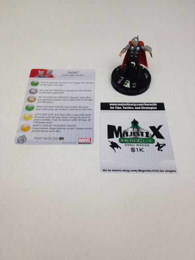 Фигурка Heroclix Marvel The Avengers Movie Marquee Figure Brick