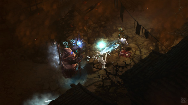 Diablo III: Rise of the Necromancer. Дополнение [PS4, Цифровая версия]