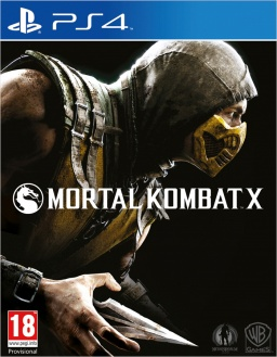 Mortal Kombat X [PS4] – Trade-in | Б/У