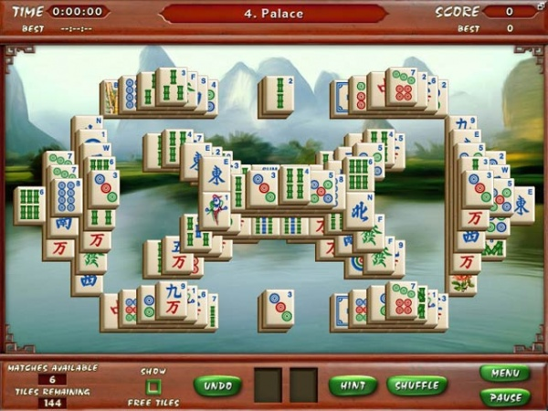 Mahjong Escape Ancient China [PC, Цифровая версия]
