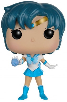 Фигурка Funko POP Animation: Sailor Moon – Sailor Mercury (9,5 см)