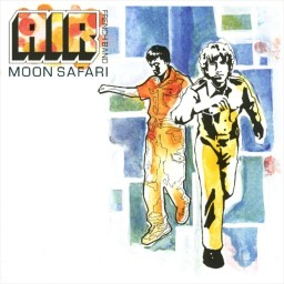 AIR – Moon Safari (LP)