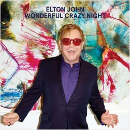 Elton John. Wonderful Crazy Night (LP)