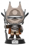 Фигурка Funko POP: Star Wars Solo – Enfys Nest Bobble-Head (9,5 см)