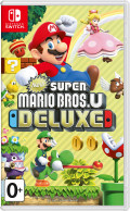 New Super Mario Bros. U Deluxe [Switch]