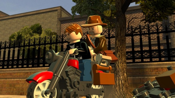LEGO Indiana Jones 2: The Adventure Continues [PS3]
