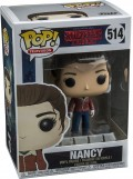 Фигурка Funko POP Television: Stranger Things – Nancy With Gun (9,5 см)