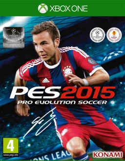 Pro Evolution Soccer 2015 [Xbox One]