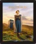 3D Постер Doctor Who: 13th Doctor