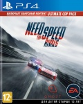 Need for Speed Rivals. Limited Edition [PS4]