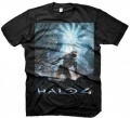 Футболка Halo 4. Savior (черная) (XL)