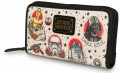 Кошелек Star Wars: Tattoo Characters AOP Zip Around